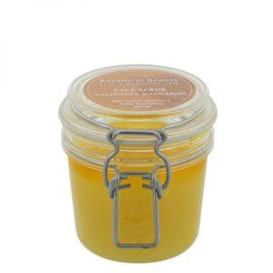 Pedicuresalon Janice - Natuurlijke huidverzorging - Botanical Beauty - Calendula Mandarijn Face Scrub 200 ml