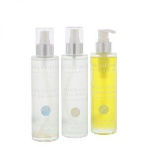 Pedicuresalon Janice - Natuurlijke huidverzorging - Botanical Beauty - Calendula Rijstkiem Natuurlijk Mooi Gelaat Medium
