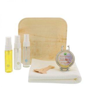 Pedicuresalon Janice - Natuurlijke huidverzorging - Botanical Beauty - Calendula Rijstkiem Natuurlijk Mooi Gelaat Plus