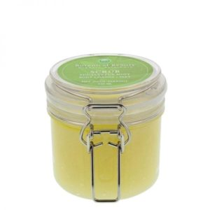 Pedicuresalon Janice - Natuurlijke huidverzorging - Botanical Beauty - Eucalyptus Mint Rozemarijn Body Scrub 350 ml