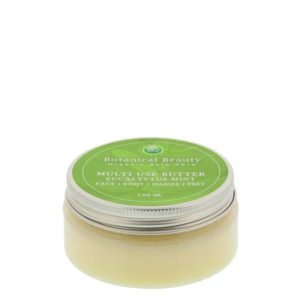 Pedicuresalon Janice - Natuurlijke huidverzorging - Botanical Beauty - Eucalyptus Mint Rozemarijn Multi Use Butter 100 ml