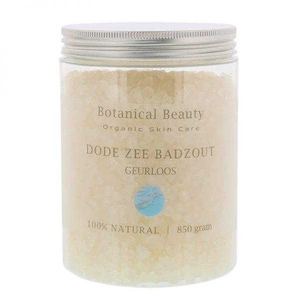 Pedicuresalon Janice - Natuurlijke huidverzorging - Botanical Beauty - Geurloos Dode Zee Badzout 850 gram