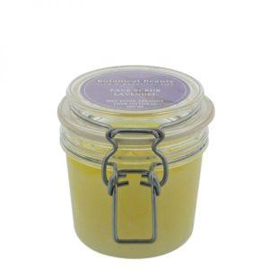 Pedicuresalon Janice - Natuurlijke huidverzorging - Botanical Beauty - Lavendel Face Scrub 200 ml