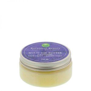Pedicuresalon Janice - Natuurlijke huidverzorging - Botanical Beauty - Lavendel Multi Use Butter 100 ml