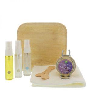 Pedicuresalon Janice - Natuurlijke huidverzorging - Botanical Beauty - Lavendel Natuurlijk Mooi Gelaat Plus