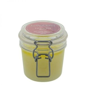 Pedicuresalon Janice - Natuurlijke huidverzorging - Botanical Beauty - Rose Face Scrub 200 ml