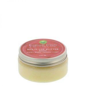 Pedicuresalon Janice - Natuurlijke huidverzorging - Botanical Beauty - Rose Multi Use Butter 100 ml